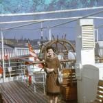 Cruise on the North Sea – 1965