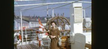 1965 Cruise on the North Sea