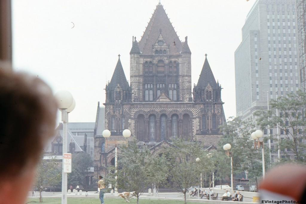 Church - Boston Massachusetts