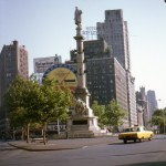 Columbus Circle – 1965