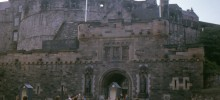 Edinburgh Castle Front Gate