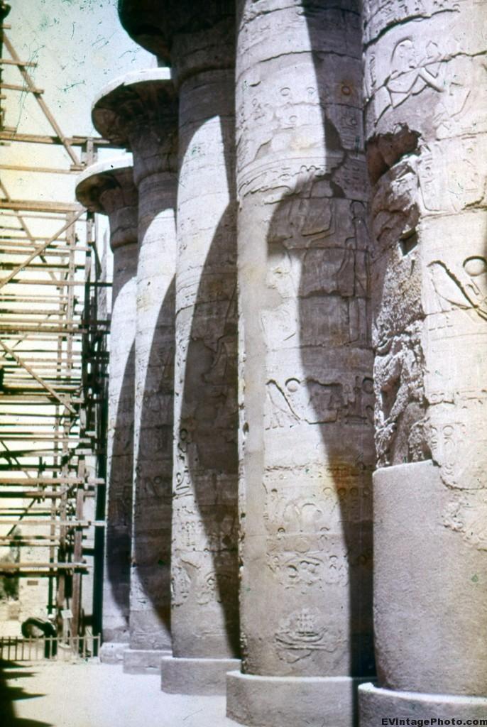 Festival Hall - Karnak