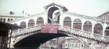 Rialto Bridge, Italy