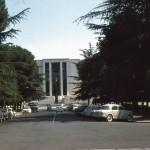 United Nations building in Geneva – 1961