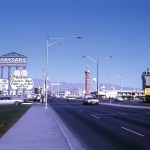 The Las Vegas Strip – 1968