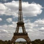 Eiffel Tower, Paris France – 1969