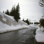 Timberline Lodge Snow Pack – 1955