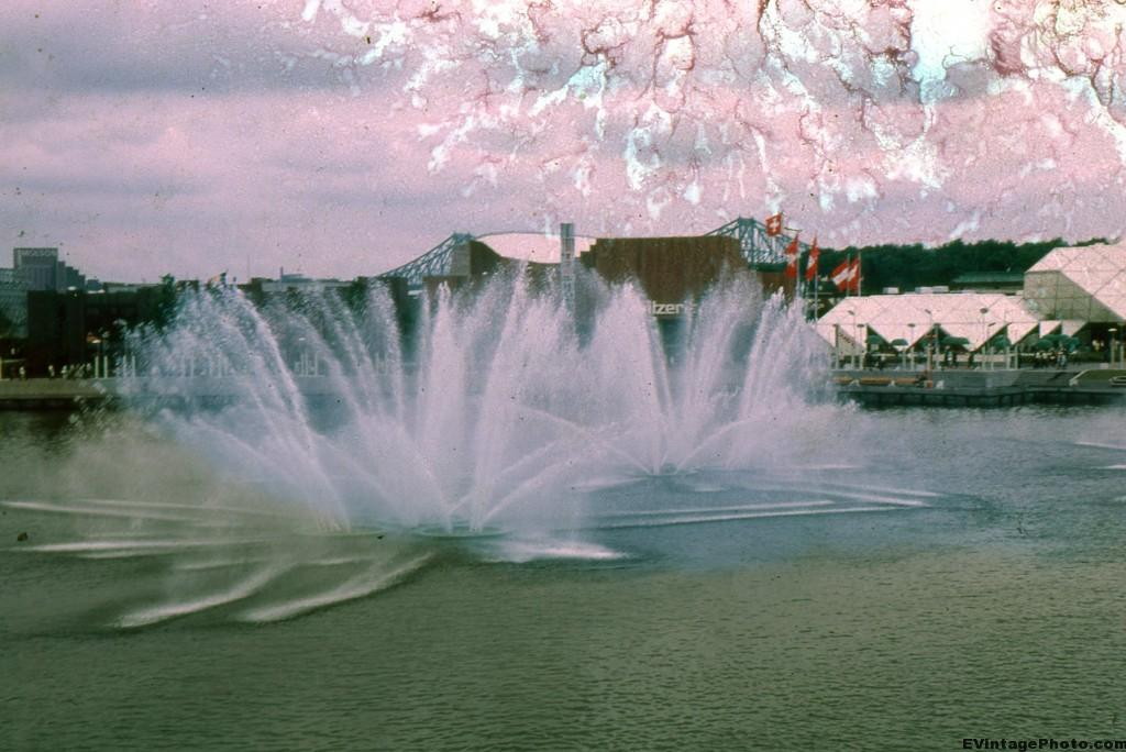 Water Fountains - outside Switzerland