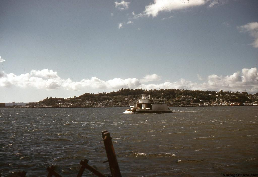 Astoria-Megler Ferry and Landing